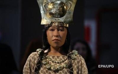 Ученые в Перу воссоздали лицо знаменитой мумии Леди Као