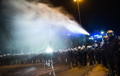 В Гамбурге военным запретили носить форму во время G20