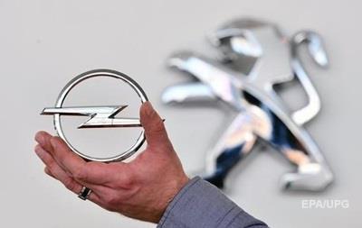 Єврокомісія схвалила поглинання Opel концерном PSA