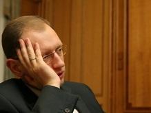 Яценюк: Или парламент будет системно работать, или его похоронят