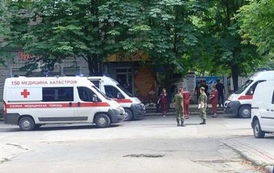 У ЛНР заявили про два вибухи в центрі Луганська