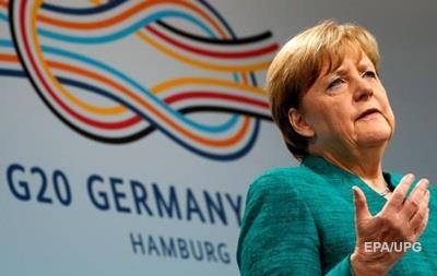 Меркель: Учасники G20 досягли єдності