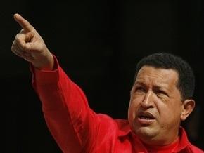 Чавес предложил дату проведения референдума по продлению своих полномочий