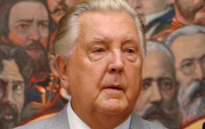 У РФ помер художник Ілля Глазунов