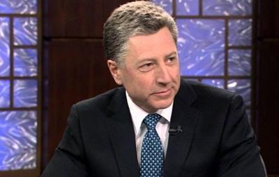 Спецпредставитель США задержится в Киеве