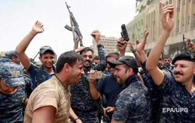 Ирак заявил об освобождении Мосула