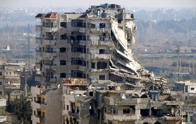 ЕС призывает к перемирию на всей территории Сирии