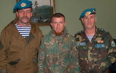 Геращенко: Задержан опасный террорист  Саныч