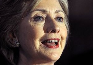 Письмо из Вашингтона: Клинтон выразила поддержку Тимошенко