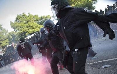 Берлин просит ЕС помочь в расследовании гамбургских беспорядков