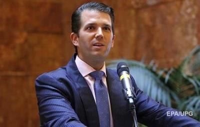 Син Трампа готовий розповісти про зустріч з адвокатом із РФ