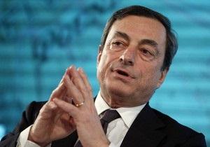 Новым главой Европейского центрального банка стал Марио Драги