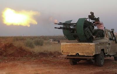 СМИ: В Сирии сбили самолет армии Асада