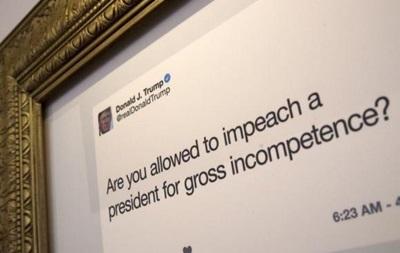 На Трампа подали до суду за блокування у Twitter