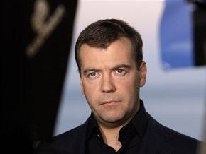 Блоггеры поддержали резкое заявление Медведва об Украине