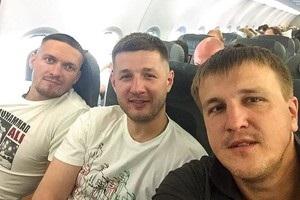 Красюк: На бой Усик - Хук для украинцев сделаем вход максимально доступным