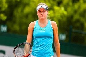Украинская теннисистка вышла в четвертьфинал турнира в Будапеште