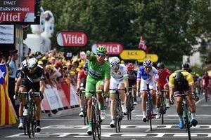 Киттель выиграл очередной этап Тур де Франс