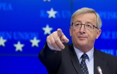 Юнкер: Украина показала прогресс в реформах