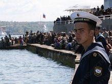 ЧФ РФ намерен провести в Севастополе военно-морской парад