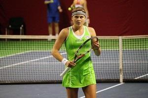 Козлова вышла в полуфинал теннисного турнира в Будапеште