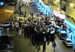 В Саудовской Аравии полиция открыла огонь по митингующим шиитам