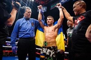 Дерев янченко проведе бій за звання претендента на титул Головкіна
