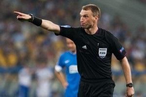 Арбитр матча за Суперкубок Украины отказался судить поединок