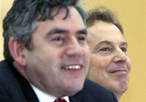 Книга: британский премьер рассорился с Блэром,  угробившим  его жизнь