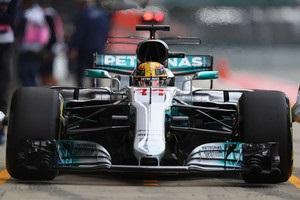 Гран-при Великобритании: Хэмилтон выиграл квалификацию