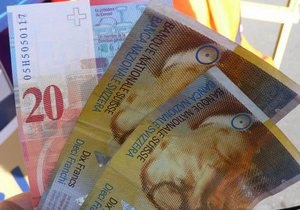 Курс швейцарского франка обновил исторический рекорд