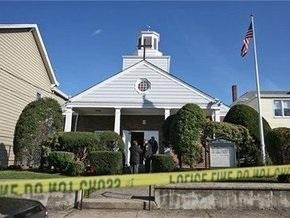 В Нью-Джерси неизвестный открыл стрельбу в церкви