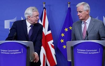 У Брюсселі розпочалися переговори щодо брекзиту