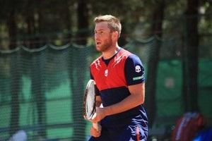 Теннис: Марченко не смог преодолеть стартовый круг турнира в Ньюпорте