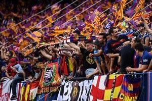 Барселона отчиталась о рекордных доходах за год