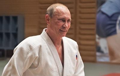 Публицист из США вызвал Путина на бой по дзюдо