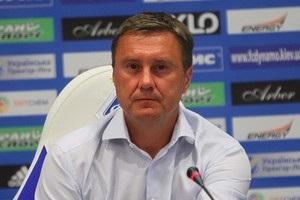 Хацкевич: Ярмоленко допустил непозволительную ошибку