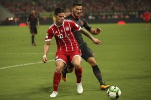 Арсенал обыграл Баварию в серии пенальти