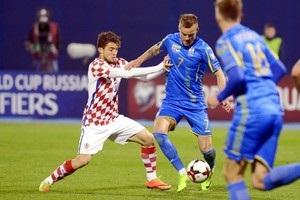 ФФУ определилась с местом проведения матча Украина-Хорватия