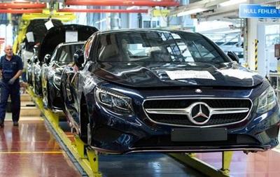 Немецкие автоконцерны подозревают в сговоре