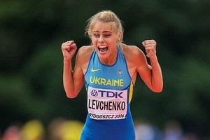 Левченко с личным рекордом завоевала серебро на этапе Бриллиантовой лиги