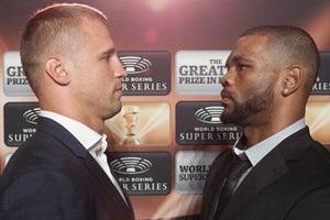Всемирная боксерская серия: Бриедис примет Перес в Риге