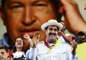 В Венесуэле началась предвыборная кампания
