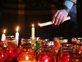 В Полтаве на улице Шолом-Алейхема похитили монумент жертвам Голодомора
