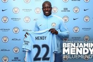 Офіційно: Менді - гравець Манчестер Сіті
