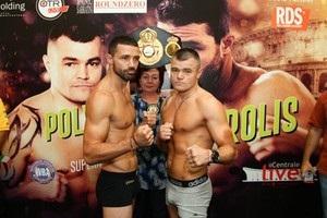 Українець Поляков завоював інтернаціональний титул WBA