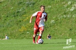 Ротань дебютирует за Славию в Лиге чемпионов
