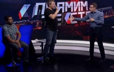 Телеведущий: Русскоязычные – залог войны в Украине