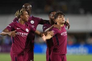 Манчестер Сити разгромил Реал в матче Международного кубка чемпионов