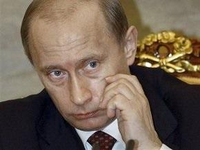 Путин создал комиссию для борьбы со свиным гриппом